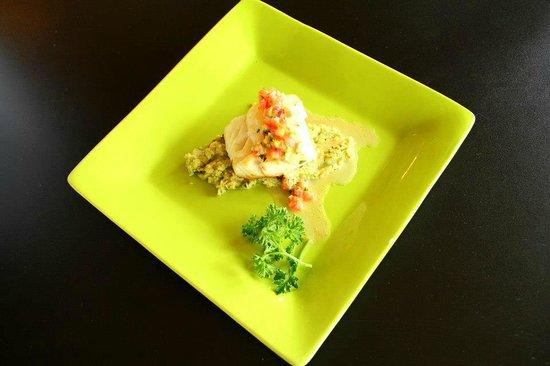 Yummy Cafe: Cod Fish