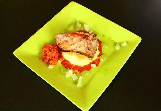Yummy Cafe: Pork Chop