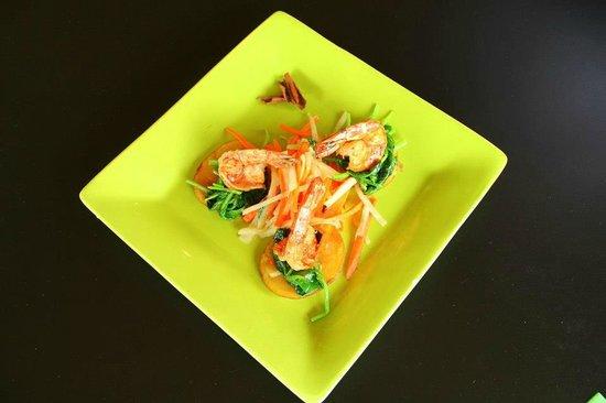 Yummy Cafe: Cinnamon Shrimp