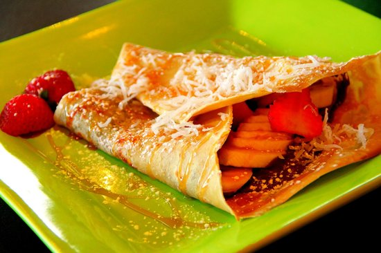 Yummy Cafe: Dessert Crepe