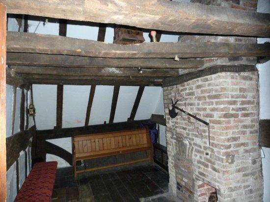Haunted, 35 Stonegate: Loft