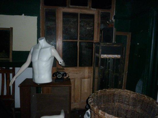 Haunted, 35 Stonegate: Cellar