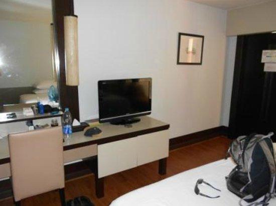 Patong Resort: Flat screen TV