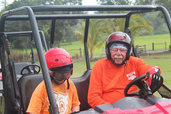 ATV Outfitters Hawaii: Grandson and Me