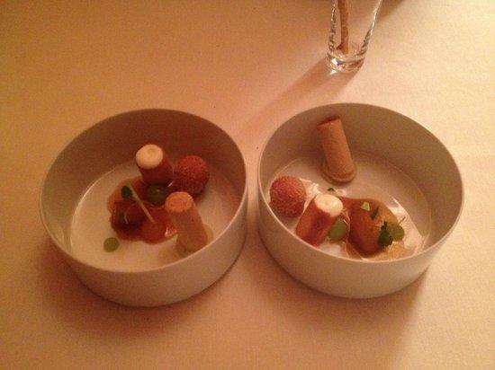 Schauenstein Schloss Restaurant Hotel: Seht her