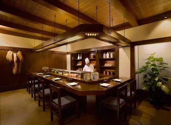 Nagisa japanese restaurant kota kinabalu