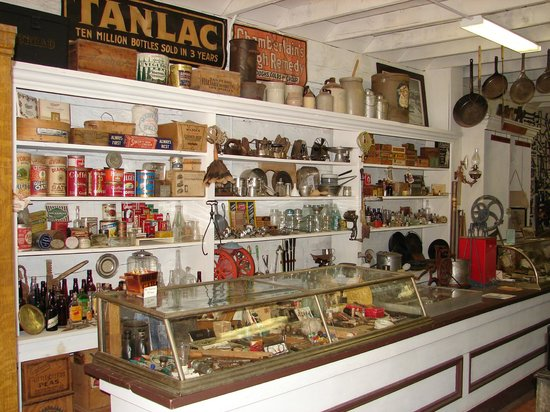 Chloride: Inside the Pioneer Store Museum