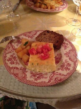 Inn On Charlotte : yummy breakfast day 1