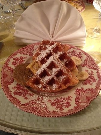 Inn On Charlotte : yummy breakfast day 2