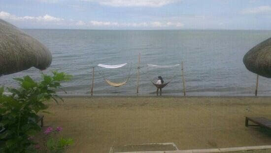 Elysia Beach Resort: ocean view