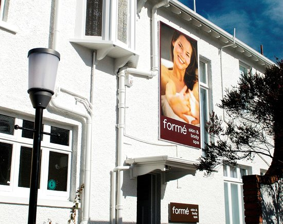 Forme Day Spa Remuera: Exterior