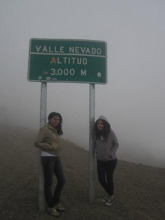 SnowTours: en Valle Nevado