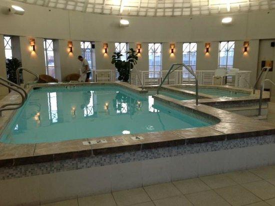 Omni Providence Hotel Beautifully Designed Pool And Hot Tub