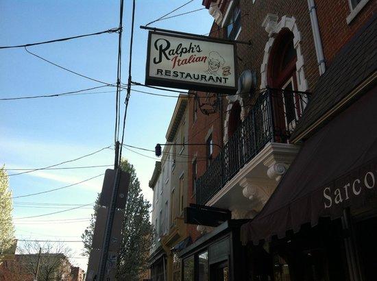 Ralph's Italian Restaurant: Ralph's