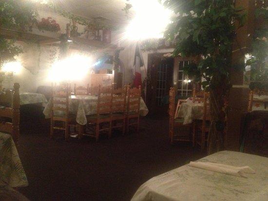 Colianno S Italian Restaurant Bullhead City Az