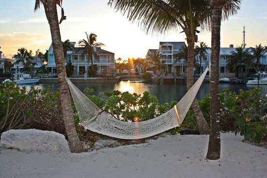 Sandyport Beach Resort: rest area