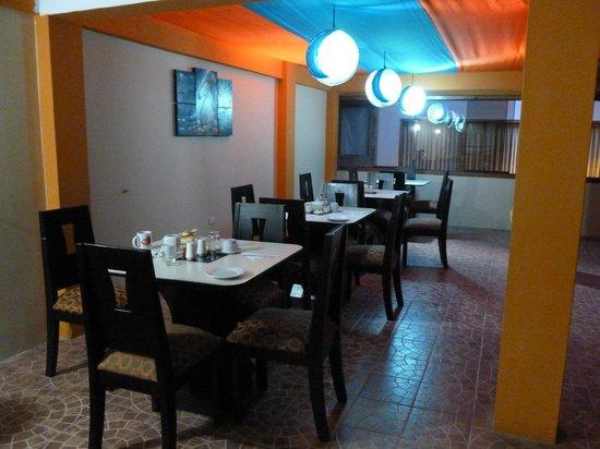 Hatun Pachamama Inn: comedor