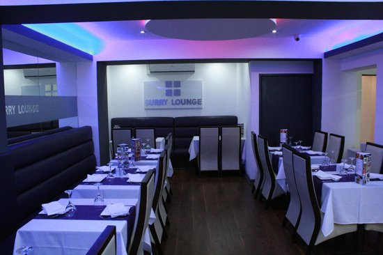 Interior - The Curry Lounge: 2