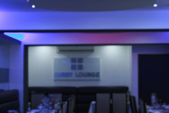The Curry Lounge: 8