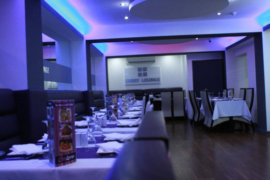 Interior - The Curry Lounge: 7