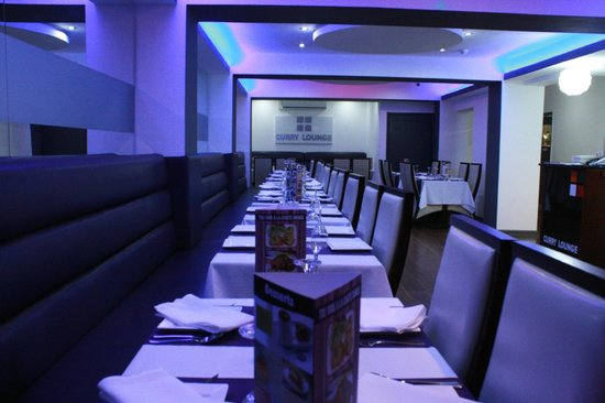 Interior - The Curry Lounge: 9