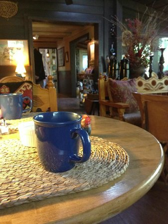 Briar Patch Inn: breakfast