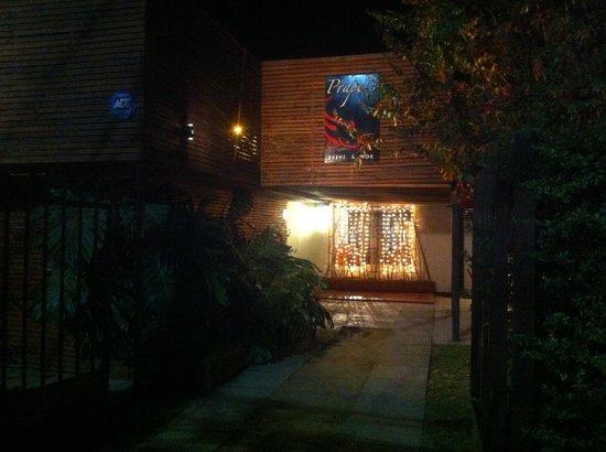 Prape's Sushi & Wok: Exterior 2