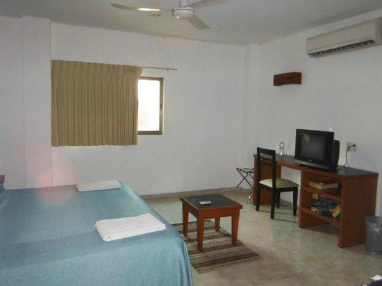 Hotel Nacional: la habitacion