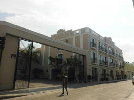 Hotel Nacional : vista de calle