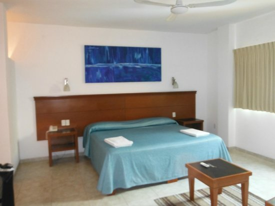 Hotel Nacional: habitacion