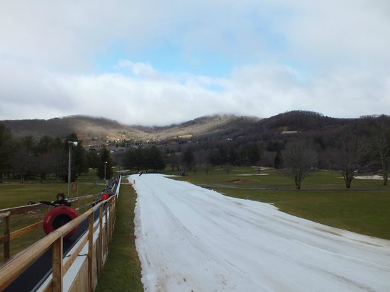 Sugar Mountain Resort: Sugar Mountain Tubing