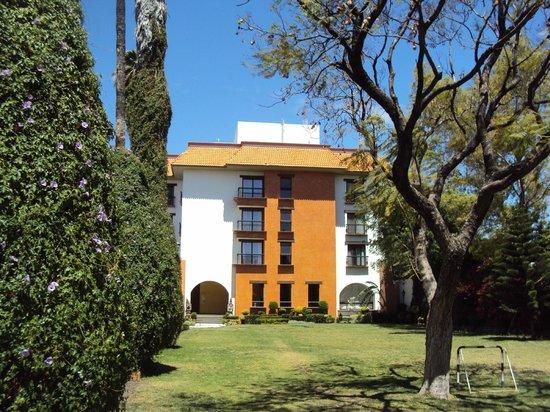 Hotel Flamingo Inn: Área Ejecutiva