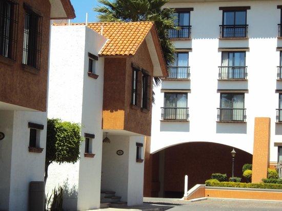 Hotel Flamingo Inn: Área tradicional