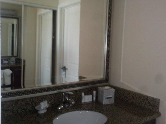 Residence Inn Chattanooga Near Hamilton Place: 1st bathroom in main bedroom
