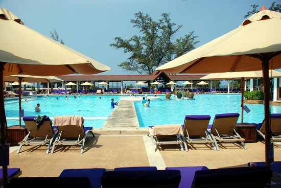 Club Med Phuket: Main Pool