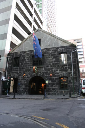 Photo of Restaurant The Bluestone Room at 9-11 Durham Lane, Auckland 1010, New Zealand