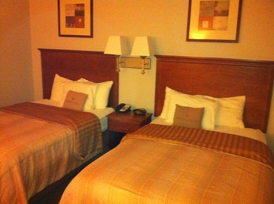 Candlewood Suites Hattiesburg: double room