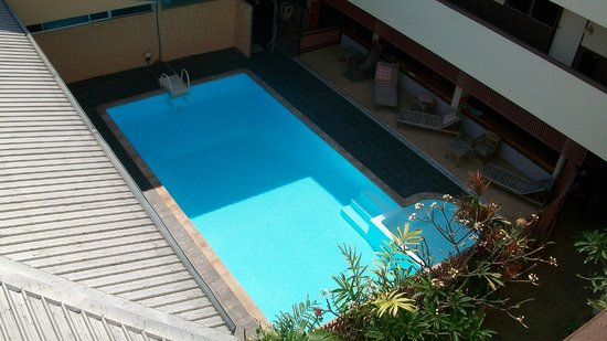 Phusiriplace Chiang Mai: decent sized pool