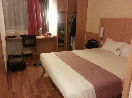 Ibis Paris Maine Montparnasse 14eme : room