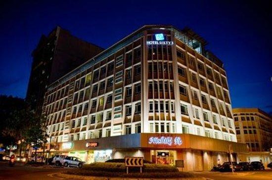 ホテル シックスティ 3