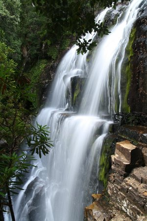 Cradle Mountain Huts: Waterfall Day