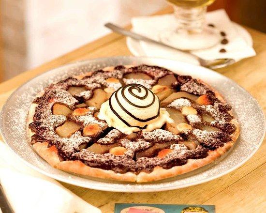 Pizza e Birra: Desset Pizza