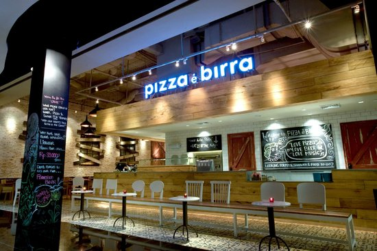 Pizza è Birra Sports Bar Setiabudi One