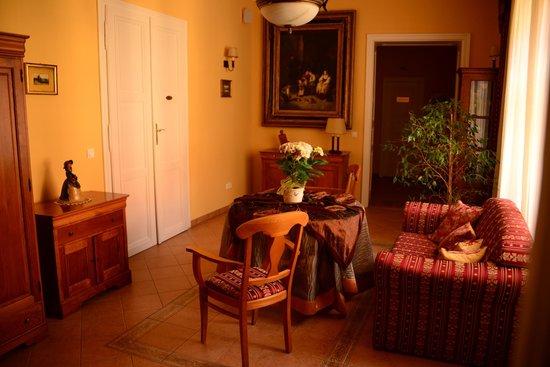 Hotel Wollner: Recepção dos Quartos