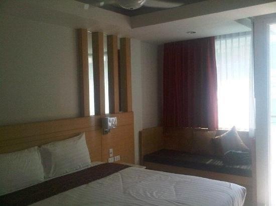 Aspery Hotel: hotel room