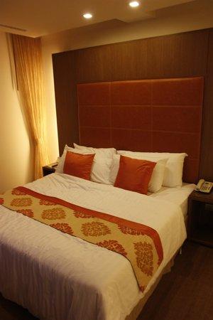 On8 Sukhumvit Nana By Compass Hospitality: our room