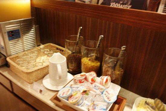 On8 Sukhumvit Nana By Compass Hospitality: breakfast