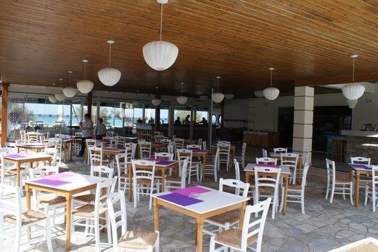 Rethymno Palace: snack