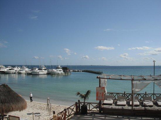 All Ritmo Cancun Resort & Waterpark: la tome desde el cuarto