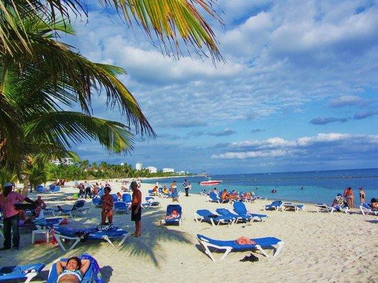 Coral Costa Caribe Resort & Spa : Beach